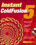 Instant Coldfusion 5 [With CDROM]