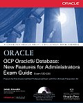 Ocp Oracle9i Database New Features For A