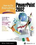 How to Do Everything with PowerPoint(R) (How to Do Everything)