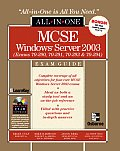 MCSE Windows Server: Exam Guide: Exams 70-290, 70-291, 70-293 & 70-294 with CDROM (All-In-One)