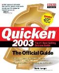 Quicken(r) 2003: The Official Guide (Quicken: The Official Guide)