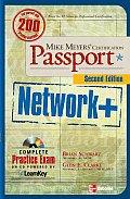 Network+ Certification Passport, Second Edition with CDROM (Mike Meyers' Certification Passport)