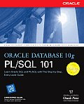 Oracle Database 10g PL/SQL 101 Cover
