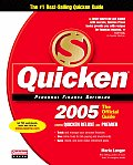 Quicken 2005 The Official Guide