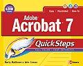 Adobe Acrobat 7 Quicksteps