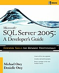 Microsoft(r) SQL Server(tm) 2005 Developer's Guide Cover