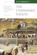 Unfinished Nation Volume 2 3rd Edition