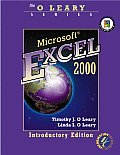 O'Leary Series: Microsoft Excel 2000 Introductory Edition (O'Leary Series)
