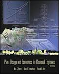 Plant Design and Economics for Chemical Engineers (5TH 03 Edition)
