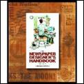 Newspaper Designer's Handbook - Text Only (5TH 02 - Old Edition)
