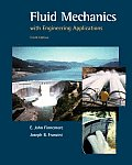 Fluid Mechanics with Engineering Applications (McGraw-Hill Series in Industrial Engineering and Management)
