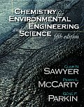 Chemistry for Environmental Engineering (5TH 03 Edition)