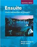 Cahier de Laboratoire Et DExercices Ecrits to Accompany Ensuite Cours Intermediaire de Francais
