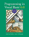 Programming in Visual Basic 6.0 Update Edition with CD with CDROM Cover