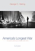 America's Longest War: The United States and Vietnam, 1950-1975 with Poster with Poster