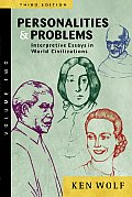 Personalities and Problems, Volume Two (3RD 05 Edition)