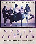Women & Gender A Feminist Psychology 4th Edition