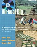 Virtual Dig : a Simulated Archaeological Excavation of a Middle Paleolithic Site in France / With CD (2ND 03 Edition)