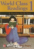 World Class Readings 1: High...