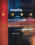 Computing Essentials with CDROM