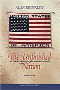 The Unfinished Nation, Volume 2, with Powerweb