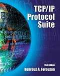 Tcp/ip Protocol Suite (3RD 06 - Old Edition) Cover