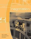Negotiation 5th Edition