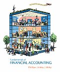 Fundamentals of Financial Accounting With Whats on the Menu Book