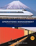 Operations Management: Integrating Manufacturing and Services 5e with Student CD and Powerweb
