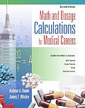 Math and Dosage Calculations for Medical Careers with Student CD-ROM with CDROM