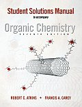 Solutions Manual to Accompany Organic Chemistry Cover