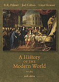 History of the Modern World : To 1815 (10TH 07 - Old Edition)