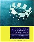 Effective Group Discussion Theory & Practice