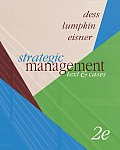 Strategic Management: Text and Cases with Olc with Premium Content Card