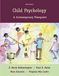 Child Psychology - With CD (6TH 06 - Old Edition)