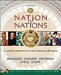 Nation of Nations: A Concise Narrative of the American Republic with CDROM