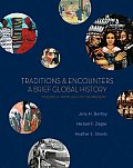 Traditions and Encounters, Brief Global History, Volume 2 (08 - Old Edition)