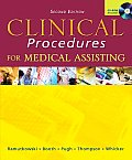 Clinical Procedures for Medical Assisting with CDROM