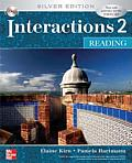 Interactions/Mosaic: Silver Edition - Interactions 2 (Low Intermediate to Intermediate) - Reading Class Audio CD (Interactions)