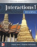 Interactions/Mosaic: Silver Edition - Interactions 1 (Low Intermediate to Intermediate) - Reading Class Audio Tapes