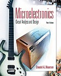 Microelectronics Circuit Analysis and Design (3RD 06 - Old Edition) Cover