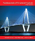 Fundamentals of Structural Analysis.  3rd International Edition