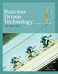 Business Driven Technology - With 2 CDS (2ND 08 - Old Edition) Cover