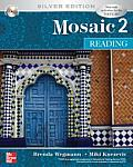 Mosaic 2 : Reading - With CD Silver Edition (07 Edition)