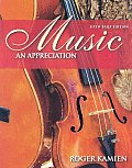 Music: An Appreciation [With 5 CDs]