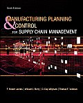 Manufacturing Planning and Control for Supply Chain Management (6TH 11 Edition)