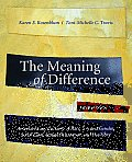 Meaning of Difference American Constructions of Race Sex & Gender Social Class Sexual Orientation & Disability 5th Edition