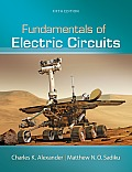 Fundamentals of Electric Circuits (5TH 13 Edition)