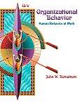 Organizational Behavior Human Behavior at Work 13th Edition