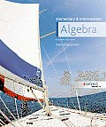 Elementary and Intermediate Algebra (4TH 12 Edition)